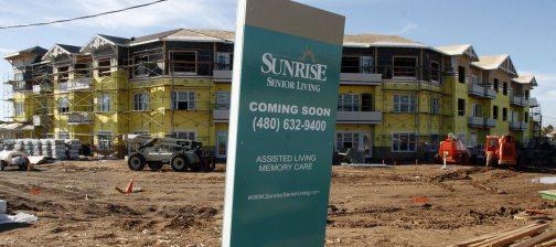 Sunrise adding senior living option in Gilbert