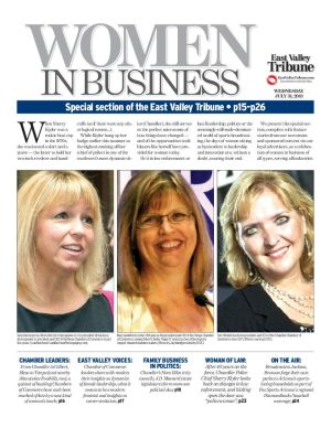 Women In Business 2013