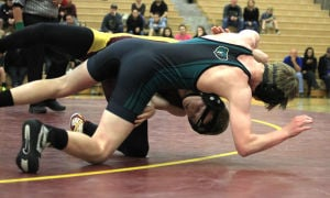 Photos: Wrestling Basha Vs Mountain Pointe