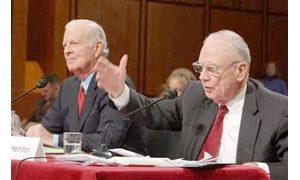 Senators question Iraq panel's blueprint