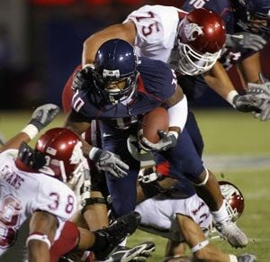 University of Arizona blasts Washington State