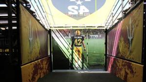 Pat Tillman tunnel