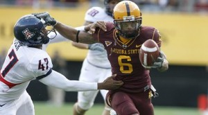 ASU's Williams: Hero to goat in 59 seconds