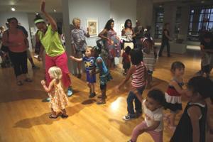 ASU Art Museum Family Fun Day