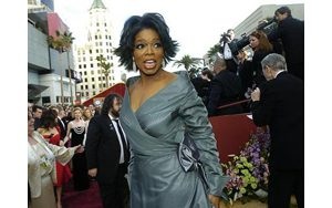 Oprah named one of most fashionable women