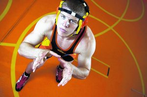 All-Tribune wrestling team