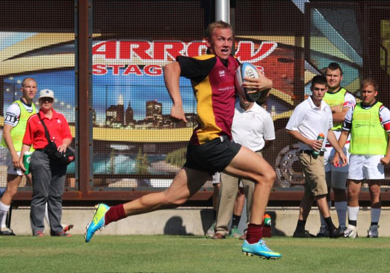 ASU rugby to learn from the best