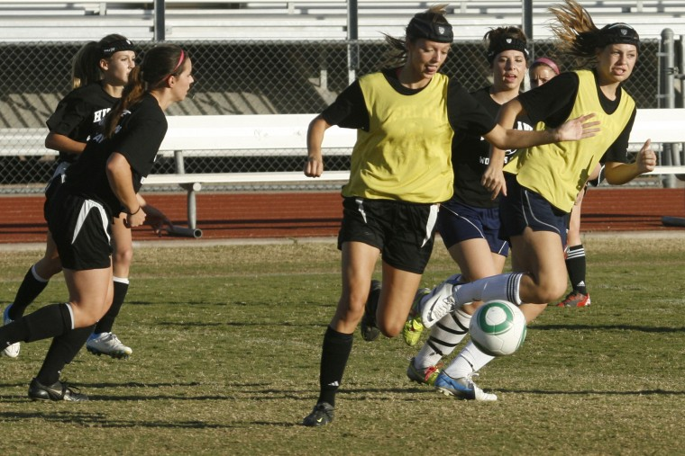 Highland Girls Soccer