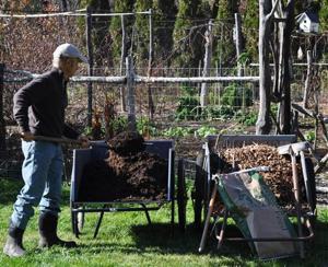 Gardening-Organic Fertilizers