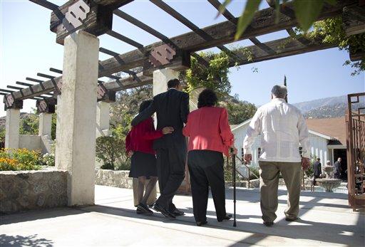 Barack Obama, Helen F. Chavez, Paul F. Chavez, Dolores Huerta
