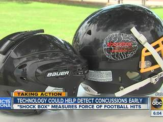 AIA, Barrow battle concussions