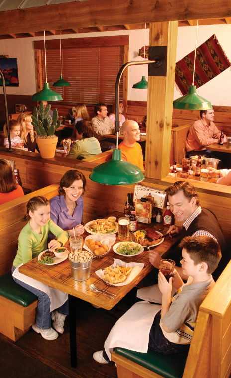 Best of Mesa 2014 Steakhouse: Texas Roadhouse