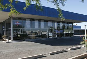 Vacant car dealership still searching for buyer