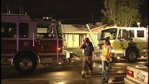 Scottsdale family displaced in home fire