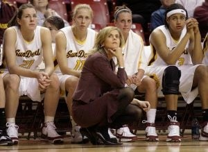 ASU women wary of Huskies