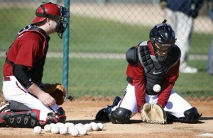 Hammock wants to settle in at catcher
