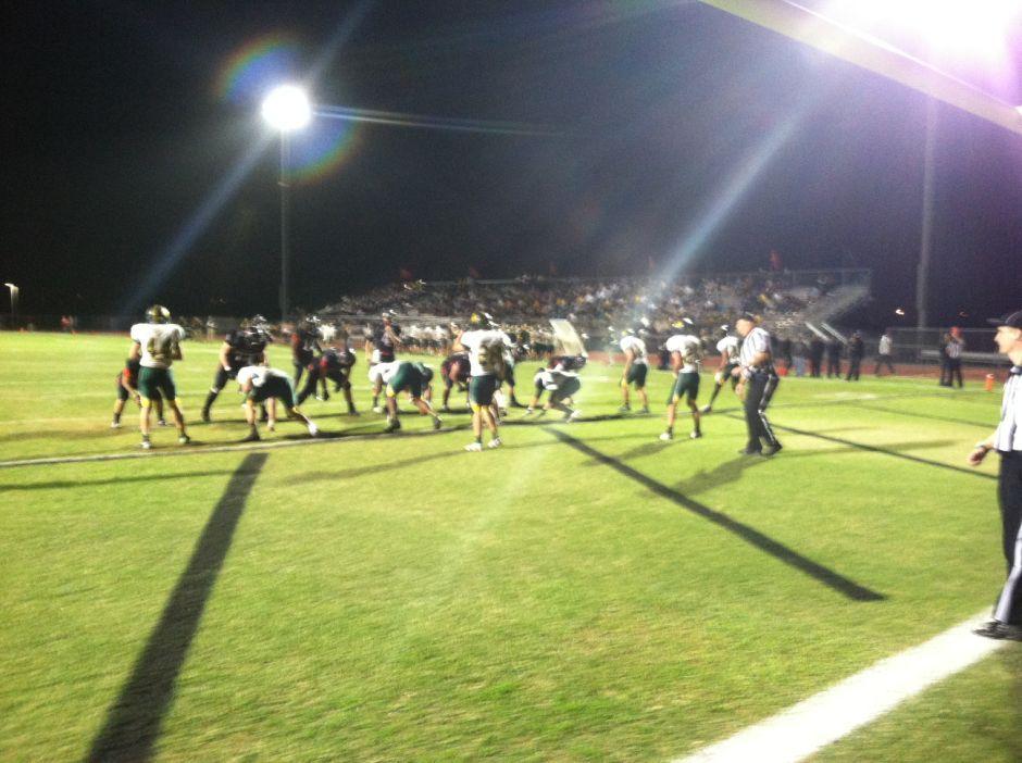 Williams Field football