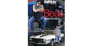 Celebrity Car: Beau Boeckmann - Pimp My Ride TV-show host mixes business with pleasure