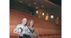 Gammage gets a face lift thanks to P.V. couple
