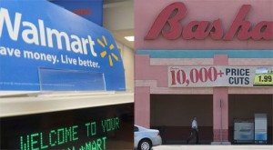 Bashas' can learn from Wal-Mart