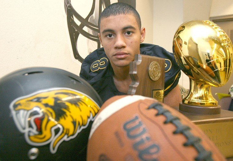 2011 Tribune Football Player of Year:  D.J. Foster