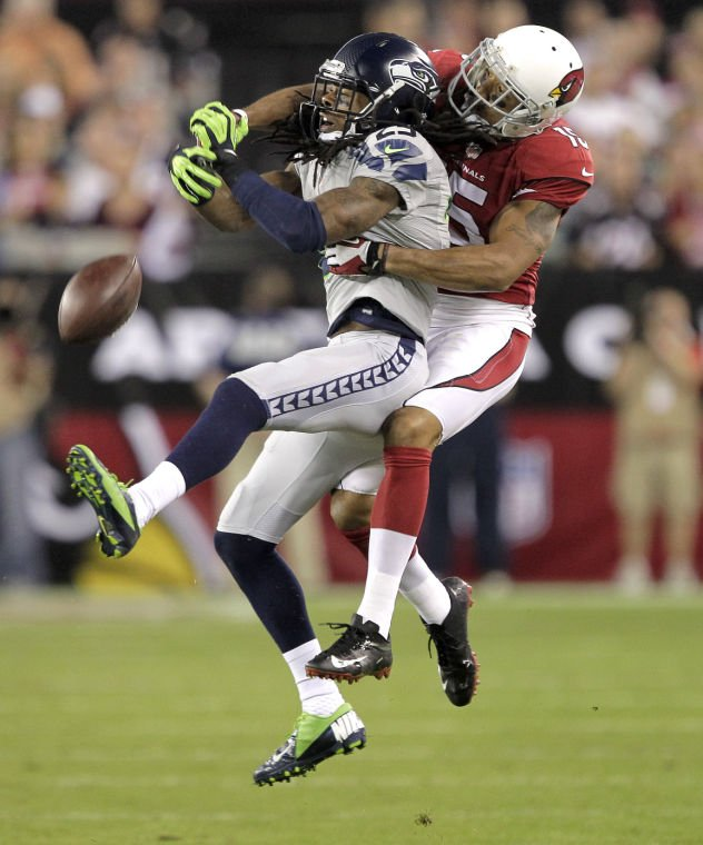Richard Sherman, Michael Floyd