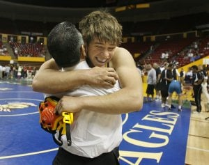 4 Corona wrestlers win state titles