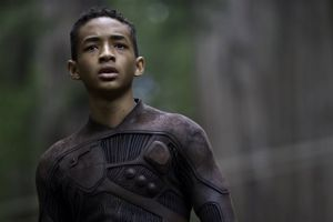 "<p>This film publicity image released by Sony - Columbia Pictures shows Jaden Smith in a scene from ""After Earth.""</p>"