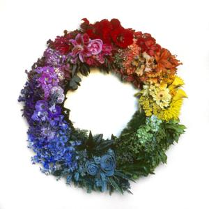 Gardening-Color Wheel