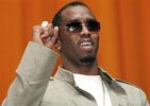 Hip-hop mogul Diddy in Burger King ads