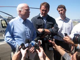 McCain, Flake, Quayle