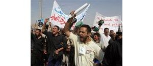 Iraq begins constitutional referendum vote