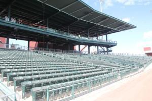 Cubs field