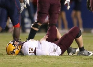 Arizona scorches Sun Devils, 31-10