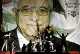 Palestinians elect Abbas by wide margin
