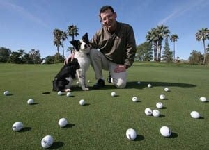 Working the turf works for Scottsdale man
