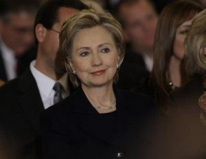 Obama to name Clinton secretary of state on Monday