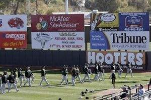 'Spiritual renewal' at Phoenix Municipal Stadium