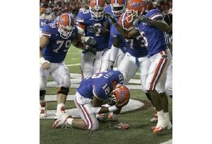 Florida moves into BCS title game
