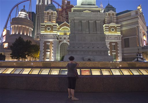 Sept 11 Memorial Demolition