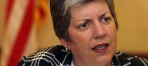 Gov. Napolitano at 50 looks forward, not back
