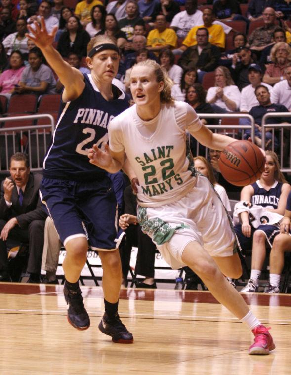 All-Tribune Girls Basketball 2012-13