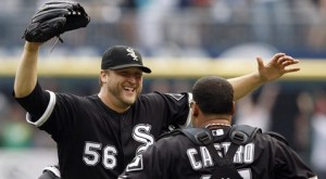 White Sox pitcher throws perfect game