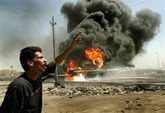 U.S. launches major operation in west Iraq