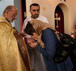 Iraqi Christians celebrate Christmas