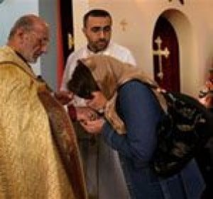 Iraqi Christians celebrate Christmas 
