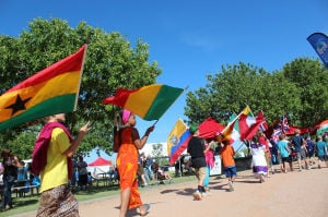 Gilbert Global Village Festival