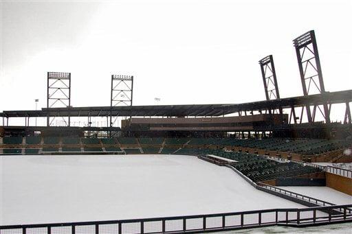 Diamondbacks Weather Baseball