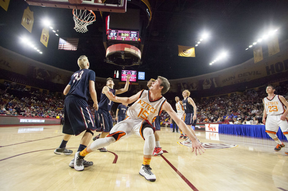 Corona del Sol vs Perry Boys Basketball