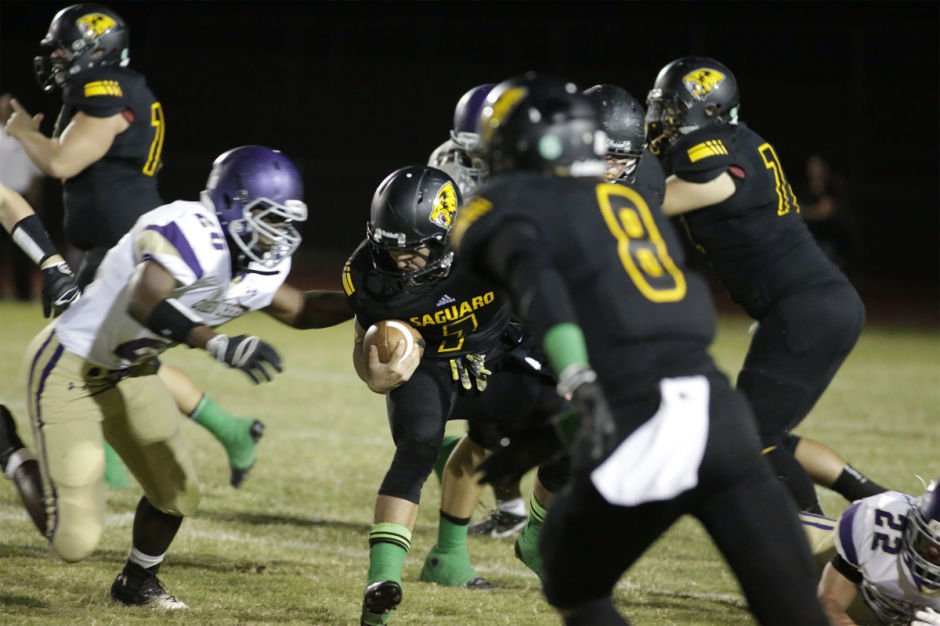 Queen Creek at Saguaro 10/4/2013